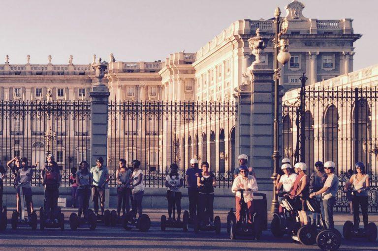 tour por el centro de Madrid